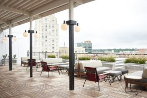 The Durham Roof Top Lounge